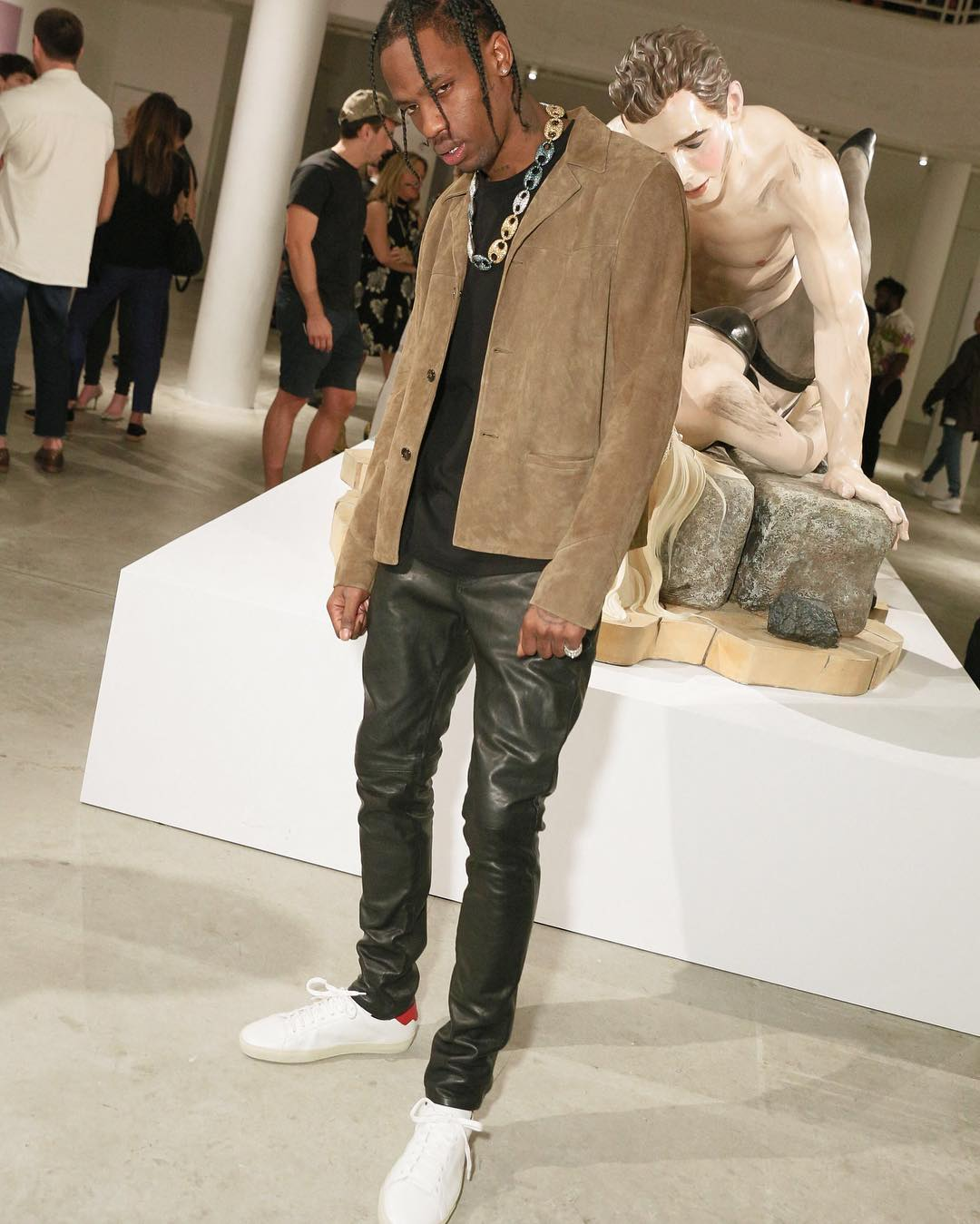 travis-scott-saint-laurent-jacket-sneakers