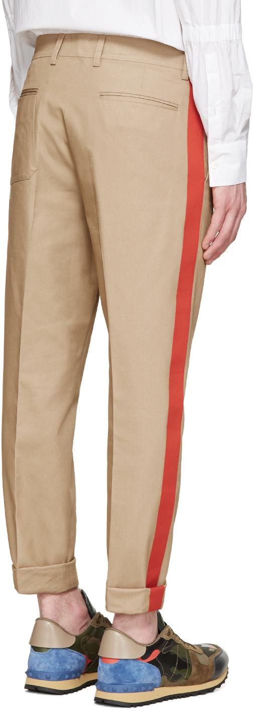 valentino-tan-orange-stripe-trousers-3