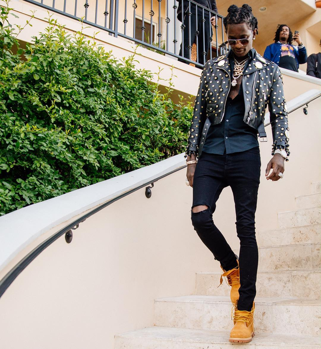 young-thug-moschino-studded-jacket-2