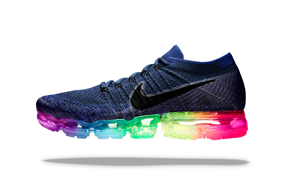 Rainbow VaporMax for Pride Month