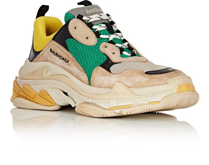 Balenciaga Triple S Sneakers available