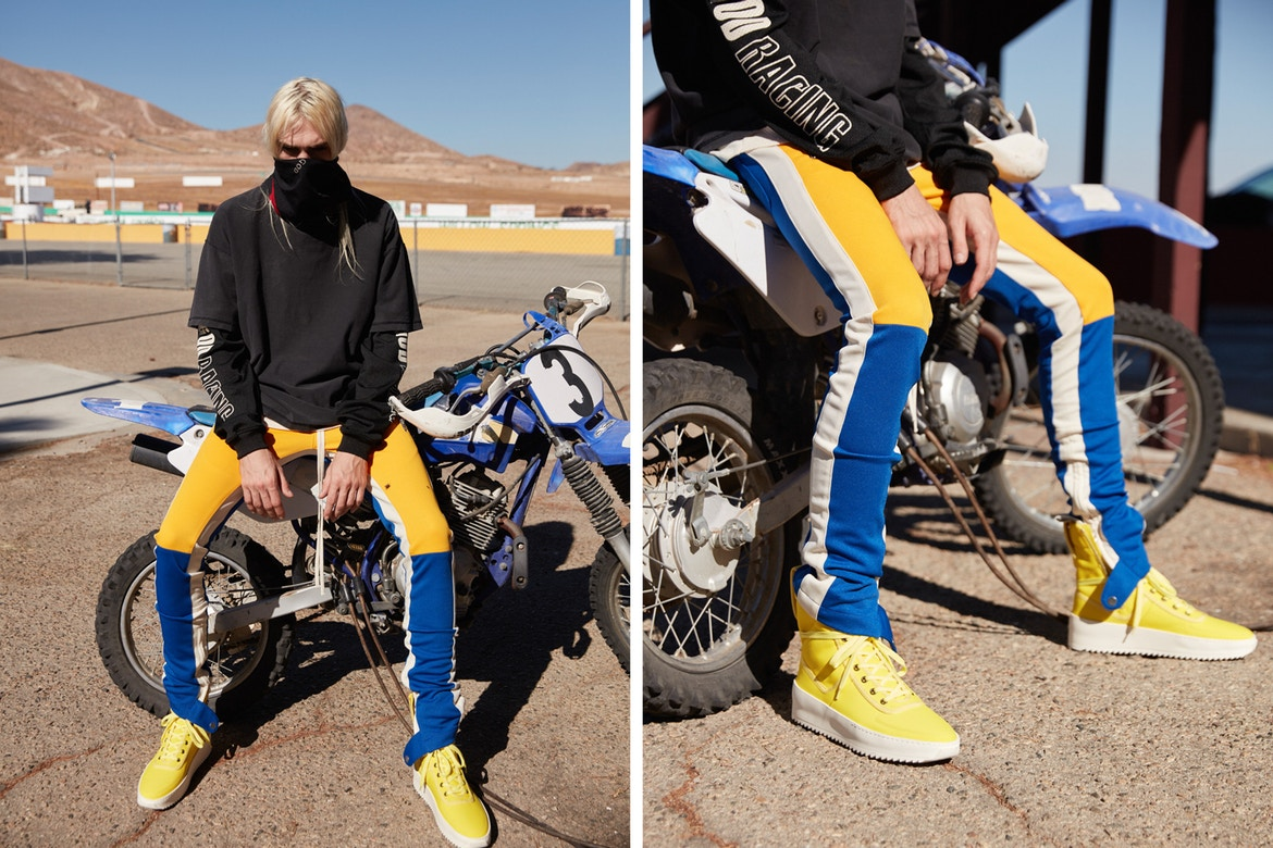 Fear Of God Announce Racing Collection To Debut At Complexcon Pause Online Men S Fashion Street Style Fashion News Streetwear